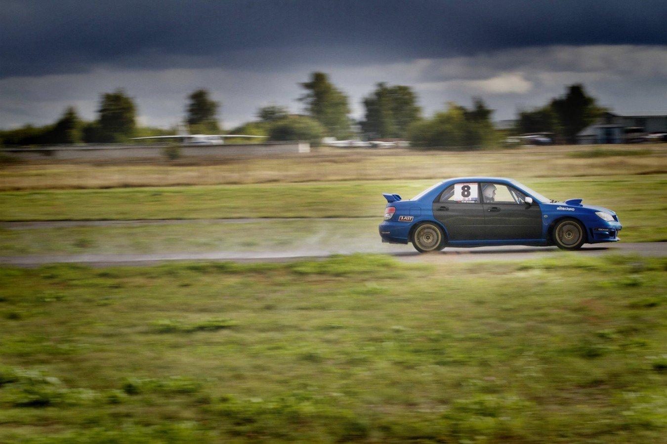 8-й этап MaxPowerCars