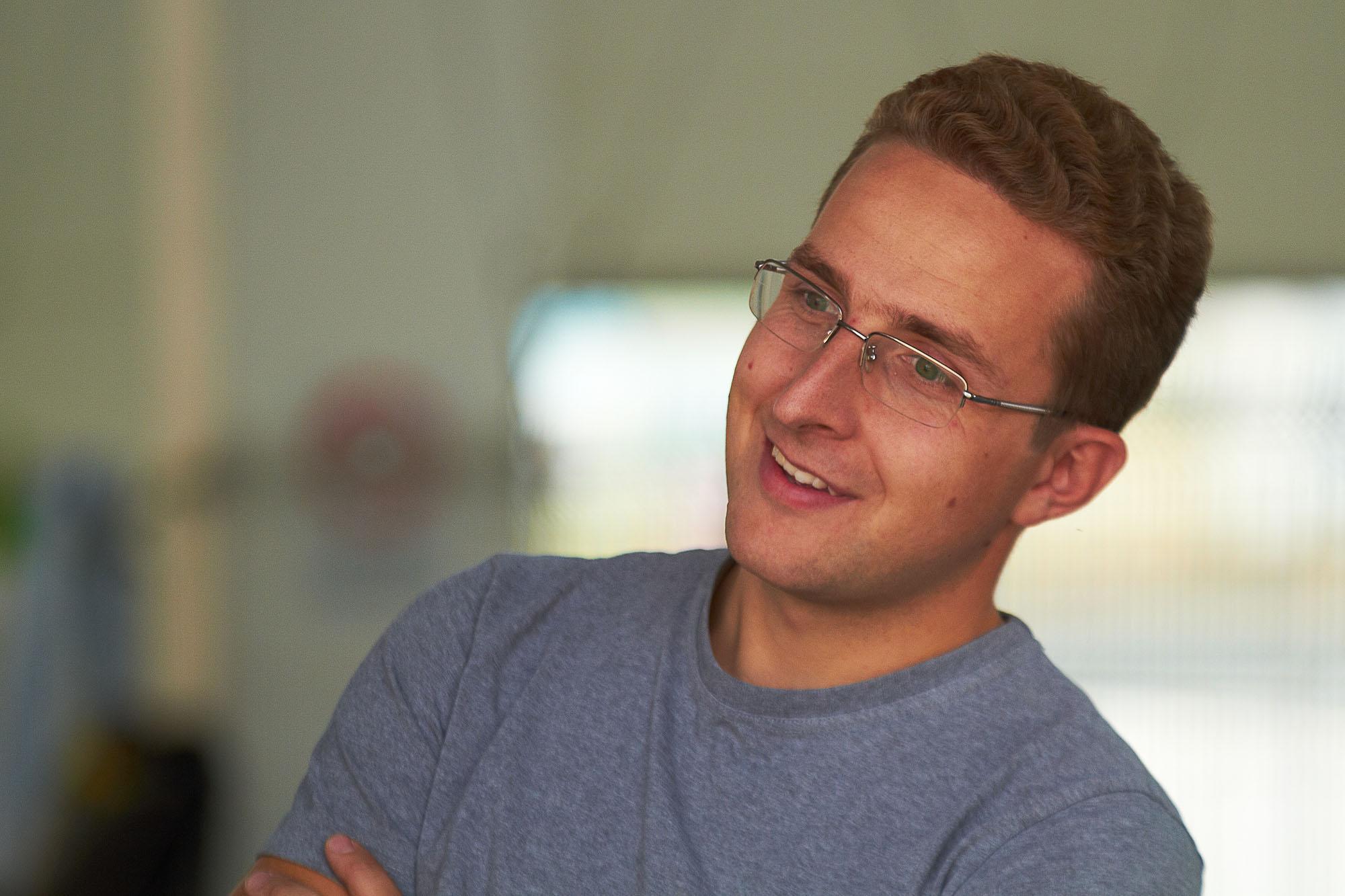 Денис Ваховский, пилот команды Kramar Motorsport