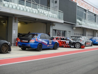 10-й этап MaxPowerCars 2014