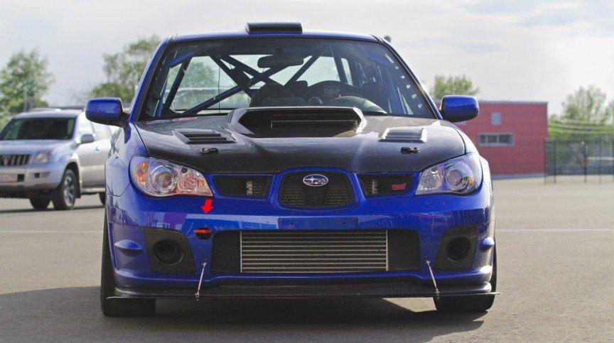Subaru WRX STI GDB Turbo-Pro