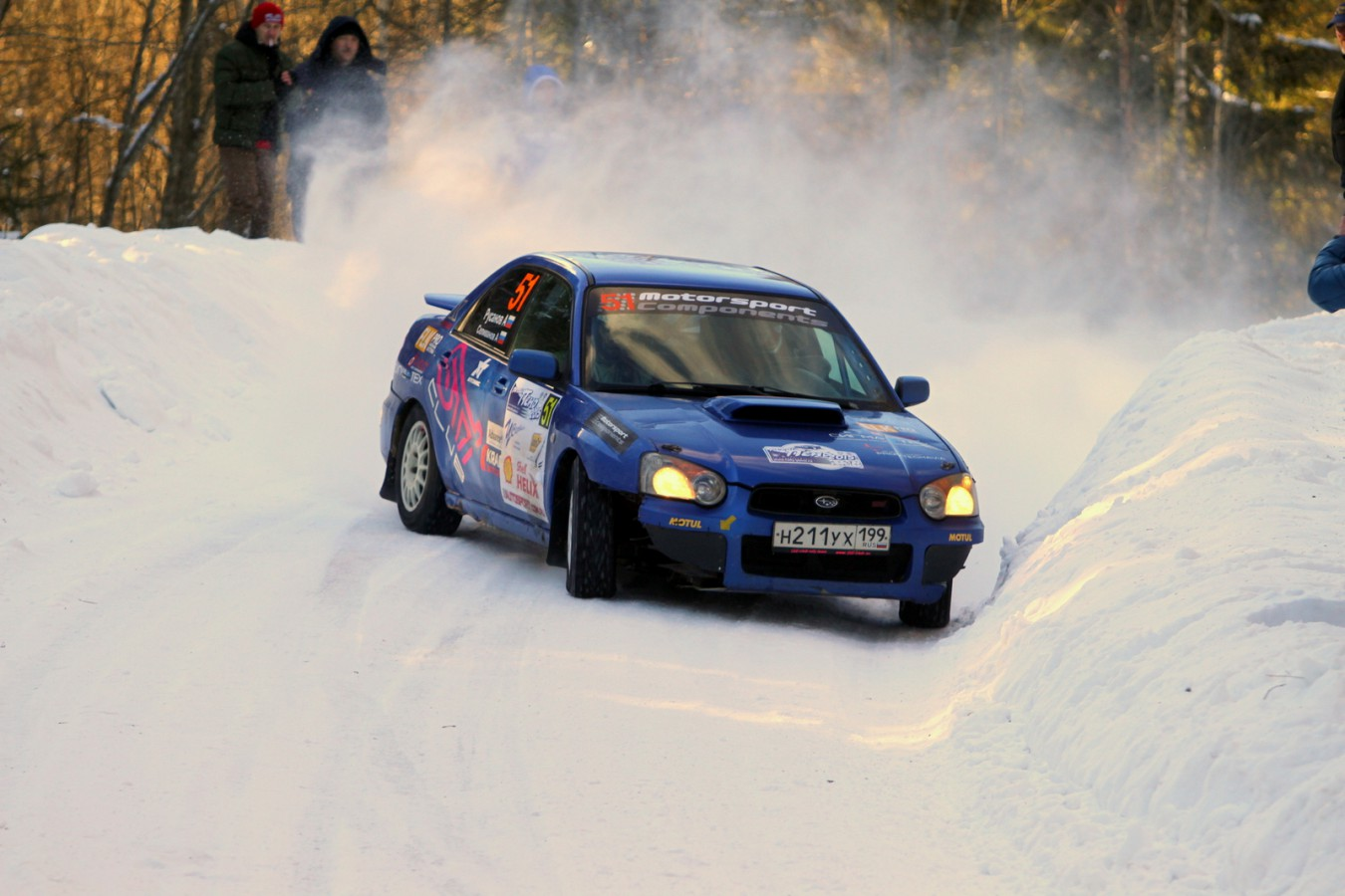 SUBARU TEAM RUSSIA Winter Cup 2015 - 5 ЭТАП