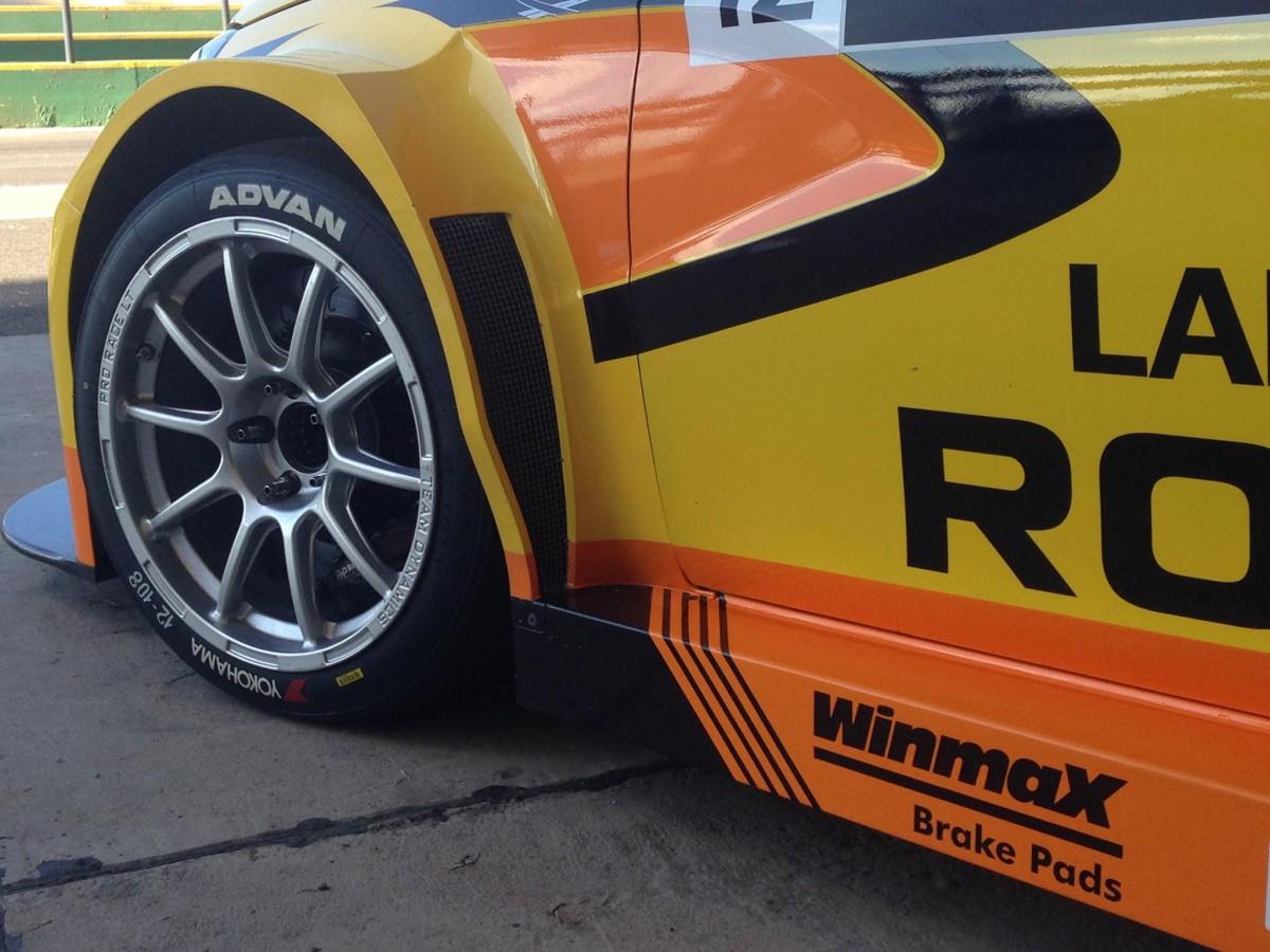 Lada Sport в WTCC использует тормозные колодки Winmax