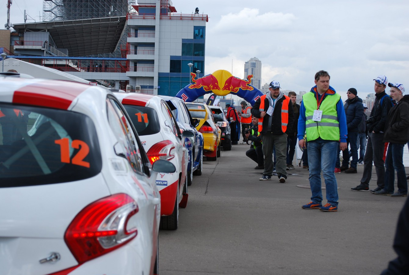 Rally Masters Show 2015