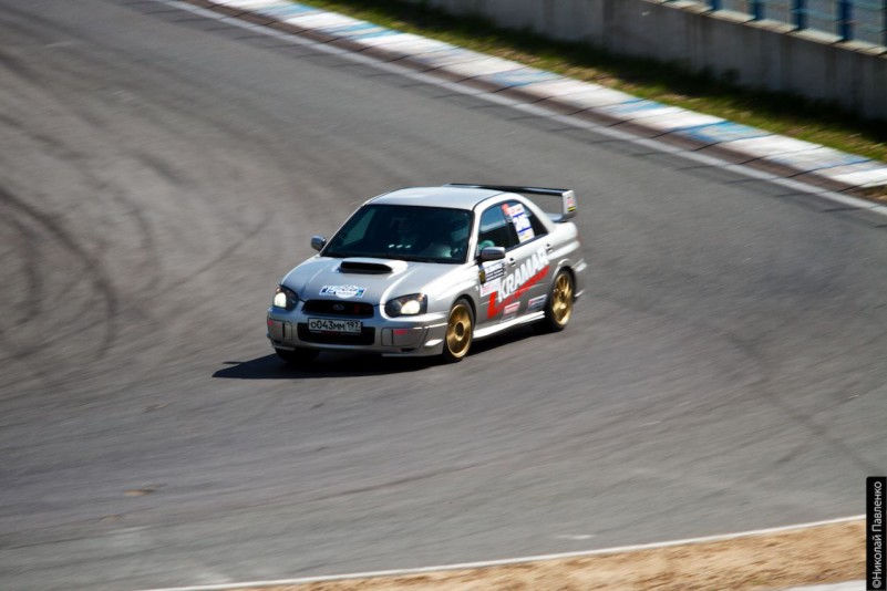 Subaru RHHCC Иван Карасев