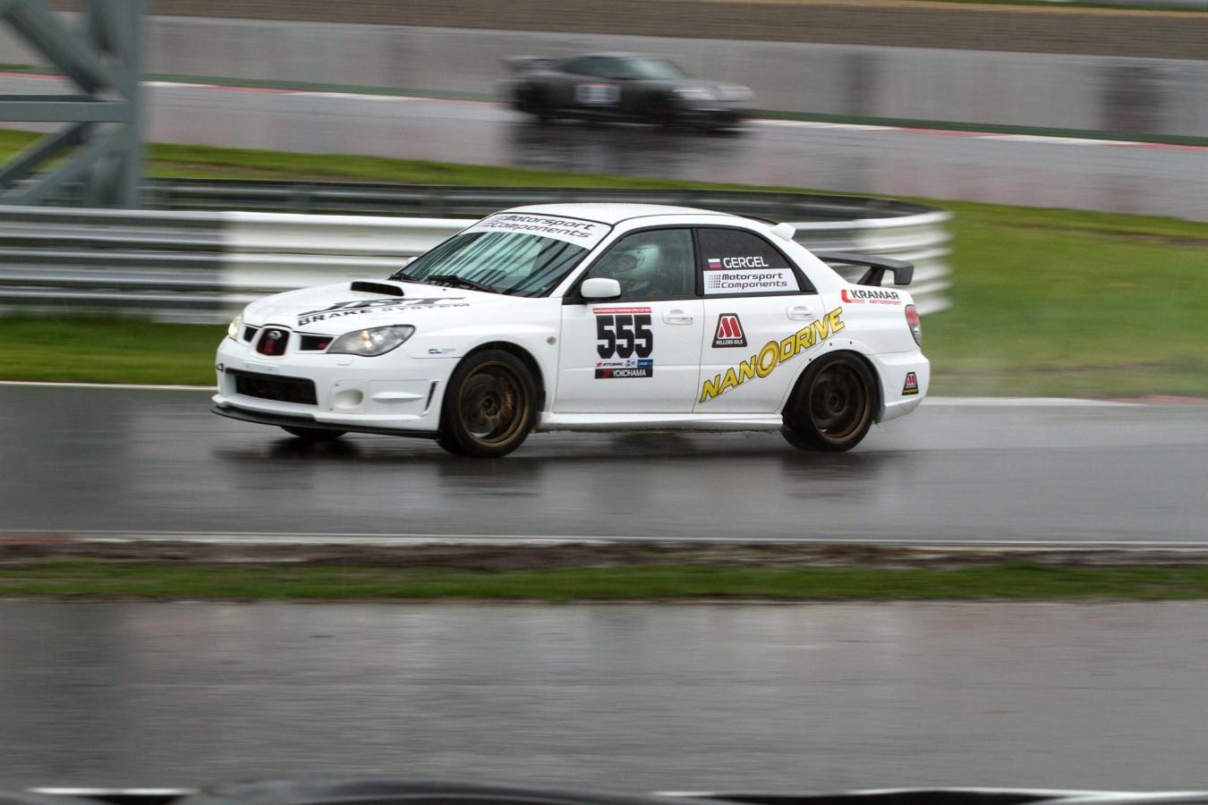 Никита Гергель Kramar Motorsport на 2-м этапе MaxPowerCars 2015