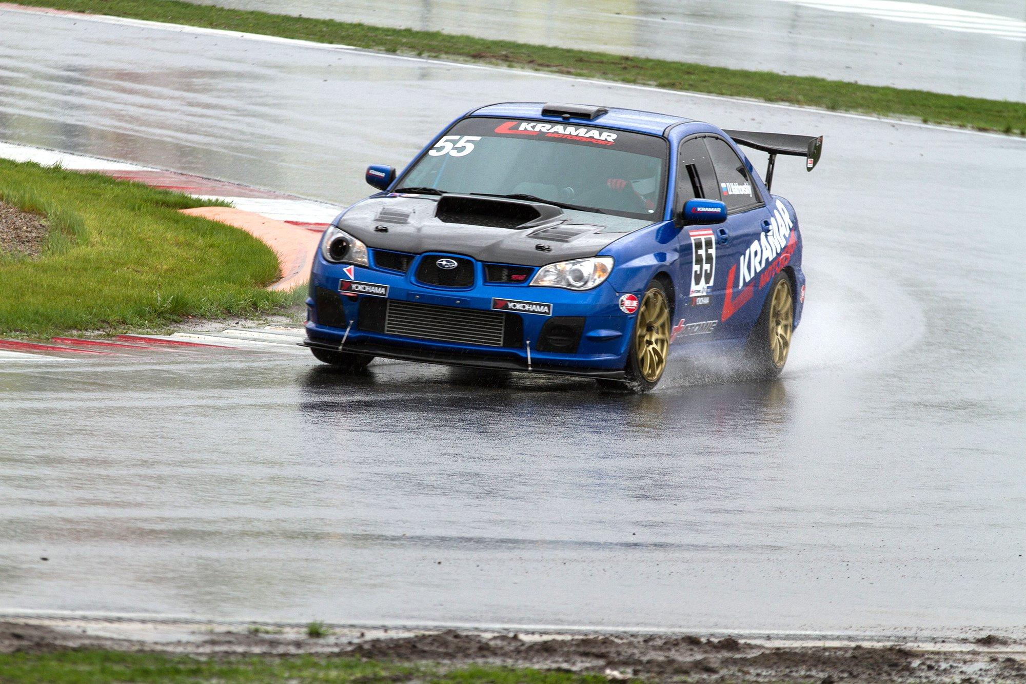 Денис Ваховский Kramar Motorsport на 2-м этапе MaxPowerCars 2015