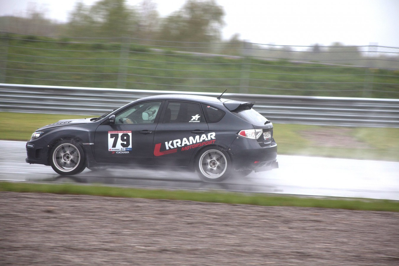 Денис Беляков Kramar Motorsport на 2-м этапе MaxPowerCars 2015
