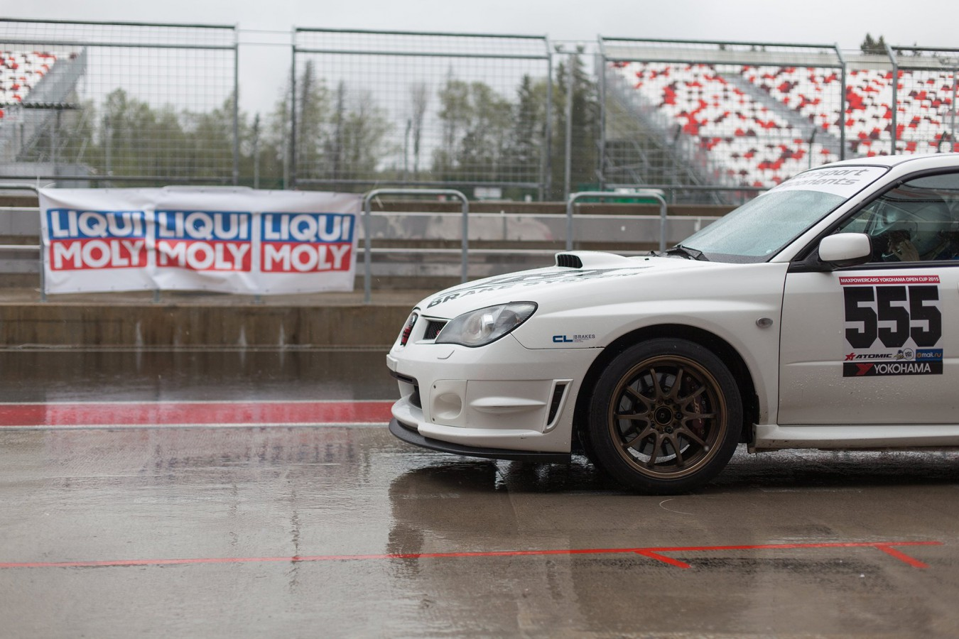 Kramar Motorsport на 2-м этапе MaxPowerCars 2015