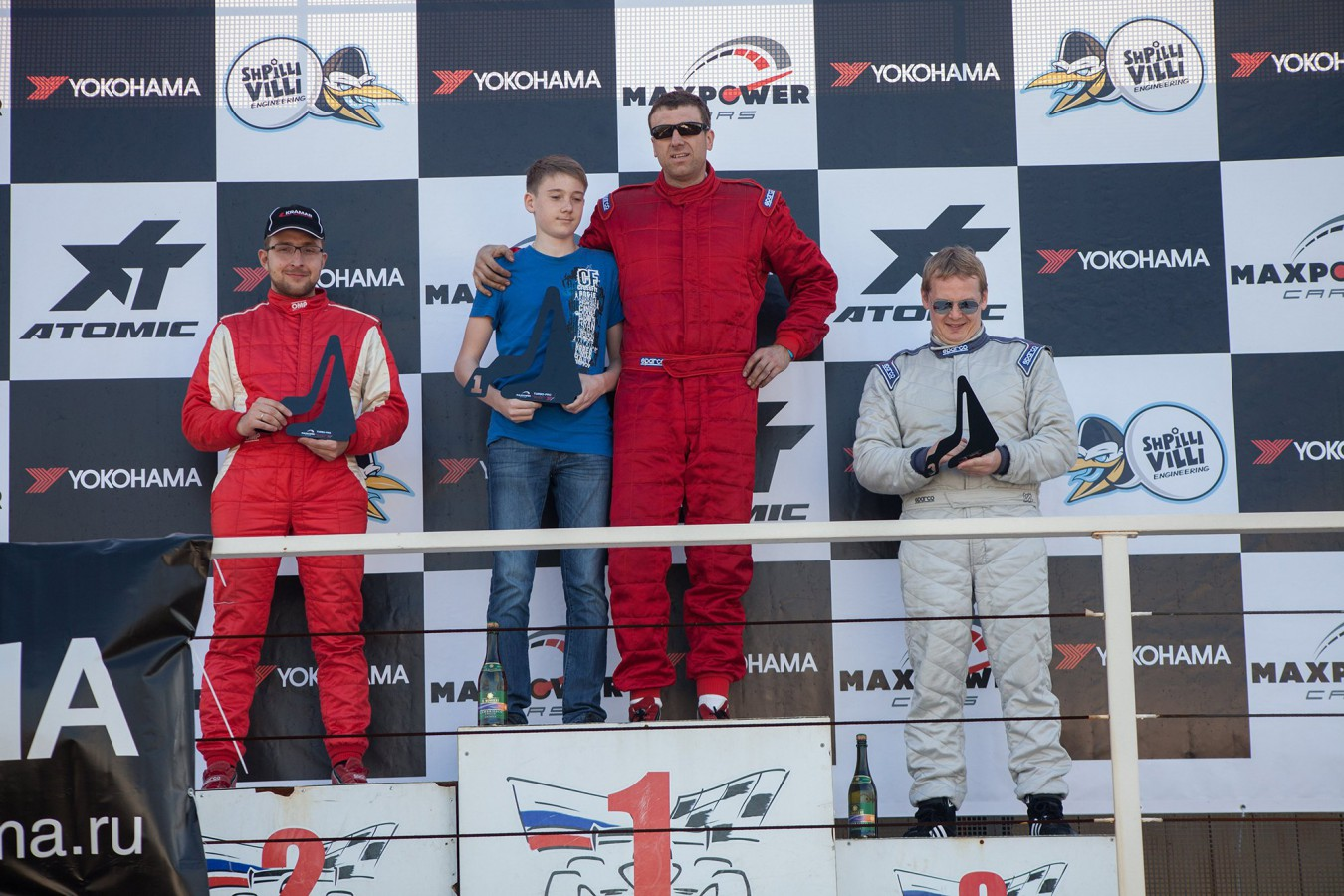MaxPowerCars&Bikes 2015 — III этап в Мячково