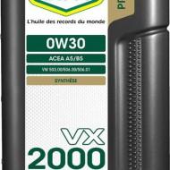 YACCO VX 2000 0W-30 Масло моторное (2L)