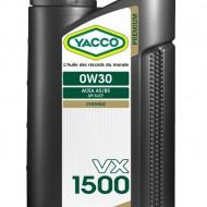 YACCO VX 1500 0W-30 Масло моторное (1L)