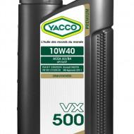 YACCO VX 500 10W-40 Масло моторное (1L)
