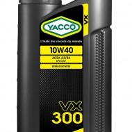YACCO VX 300 10W-40 Масло моторное (1L)