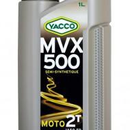 YACCO MVX 500 2T Масло для 2-тактных двигателей мотоциклов (1L)