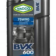 YACCO BVX 600 75W-90 Масло трансмиссионное (2L)