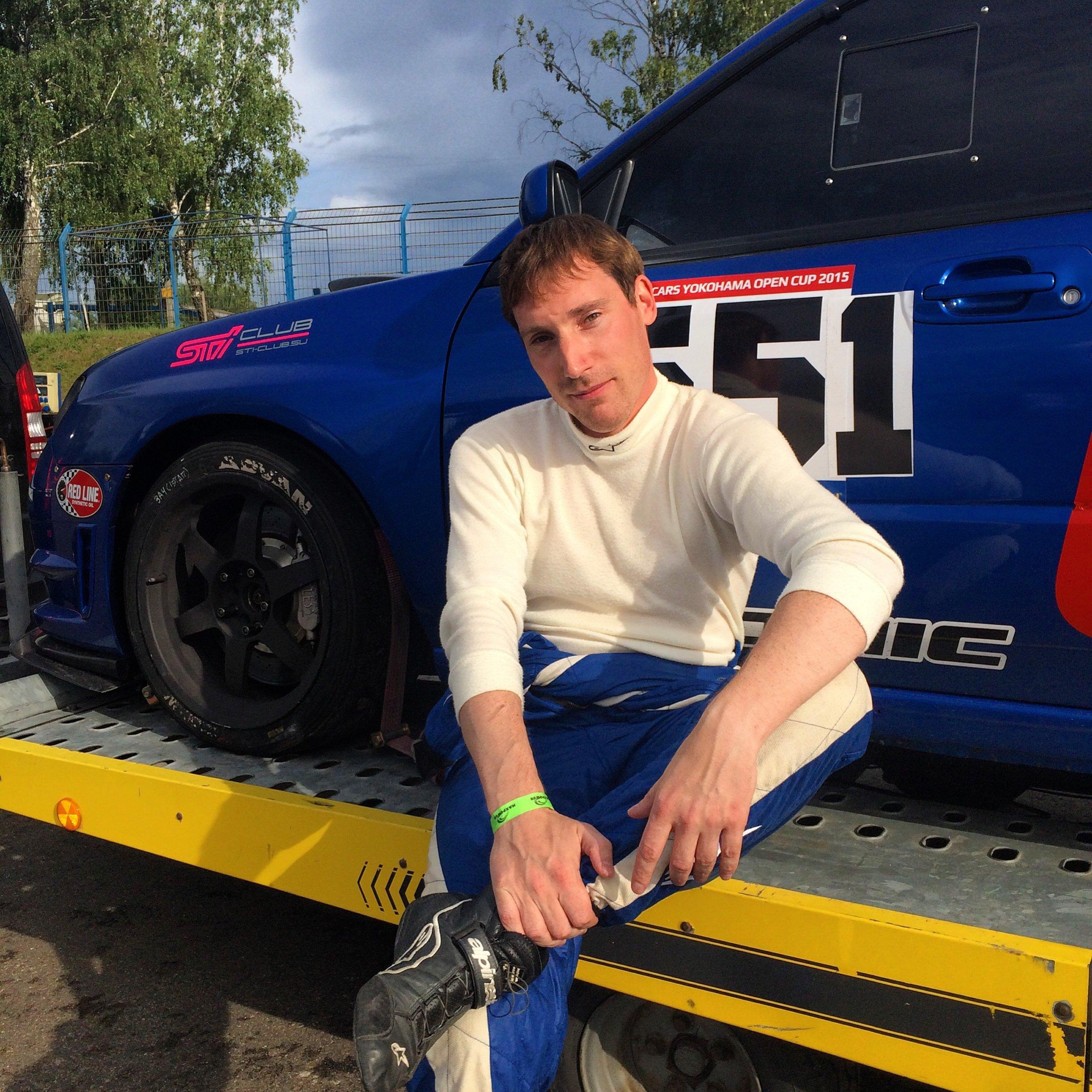5 этап MaxPowerCars 2015 в Смоленске