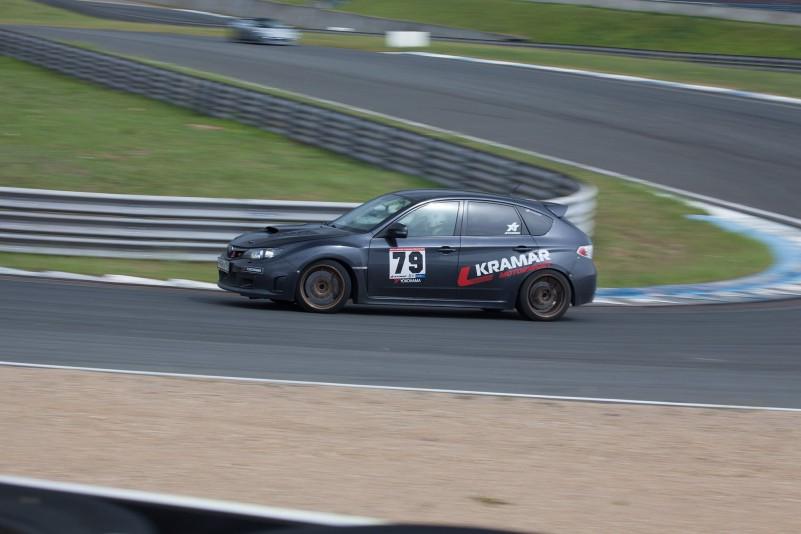 5 этап MaxPowerCars 2015. Смоленское кольцо