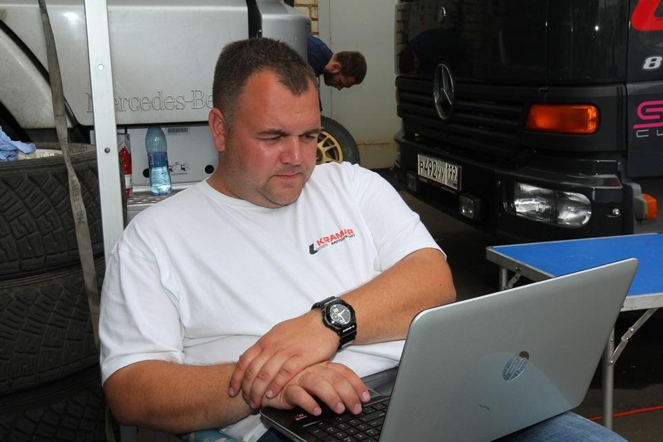 Михаил Скрипников. Хронология раллийного соревнования от первого лица