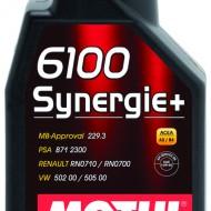 MOTUL 6100 Synergie + 10W-40 (4L)