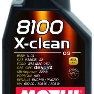 MOTUL 8100 X-clean 5W-40 (2L)