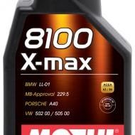 MOTUL 8100 X-max 0W-40 (5L)