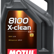 MOTUL 8100 X-clean 5W-30 (60L)