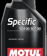 MOTUL SPECIFIС 504 00 / 507 00 5W-30 (5L)