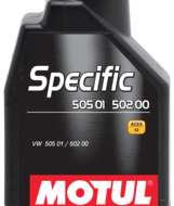 MOTUL SPECIFIC 505 01 / 502 00 5W-40 (1L)