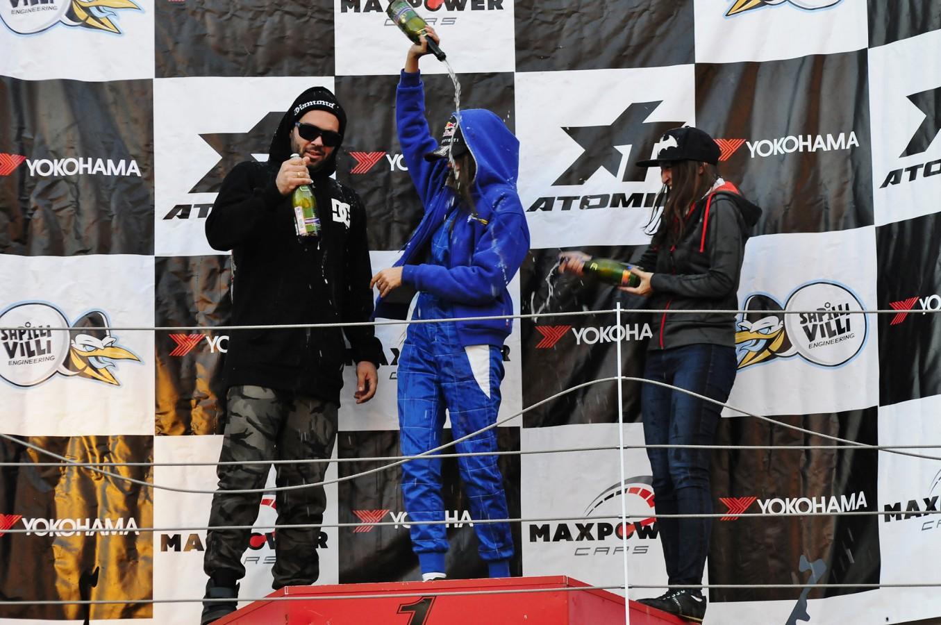 Иван Карасёв о 10 этапе MaxPowerCars 2015 на Moscow Raceway