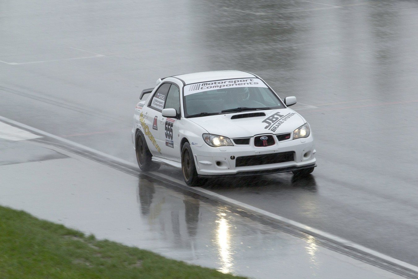 JBT Brakes Subaru Impreza Никита Гергель