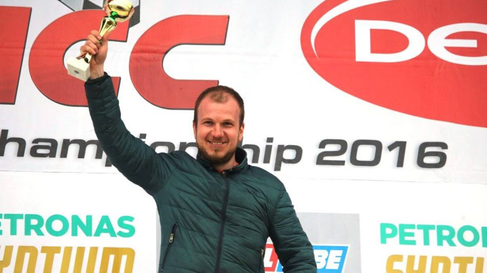 I этап Чемпионата RHHCC 2016 года, город Грозный