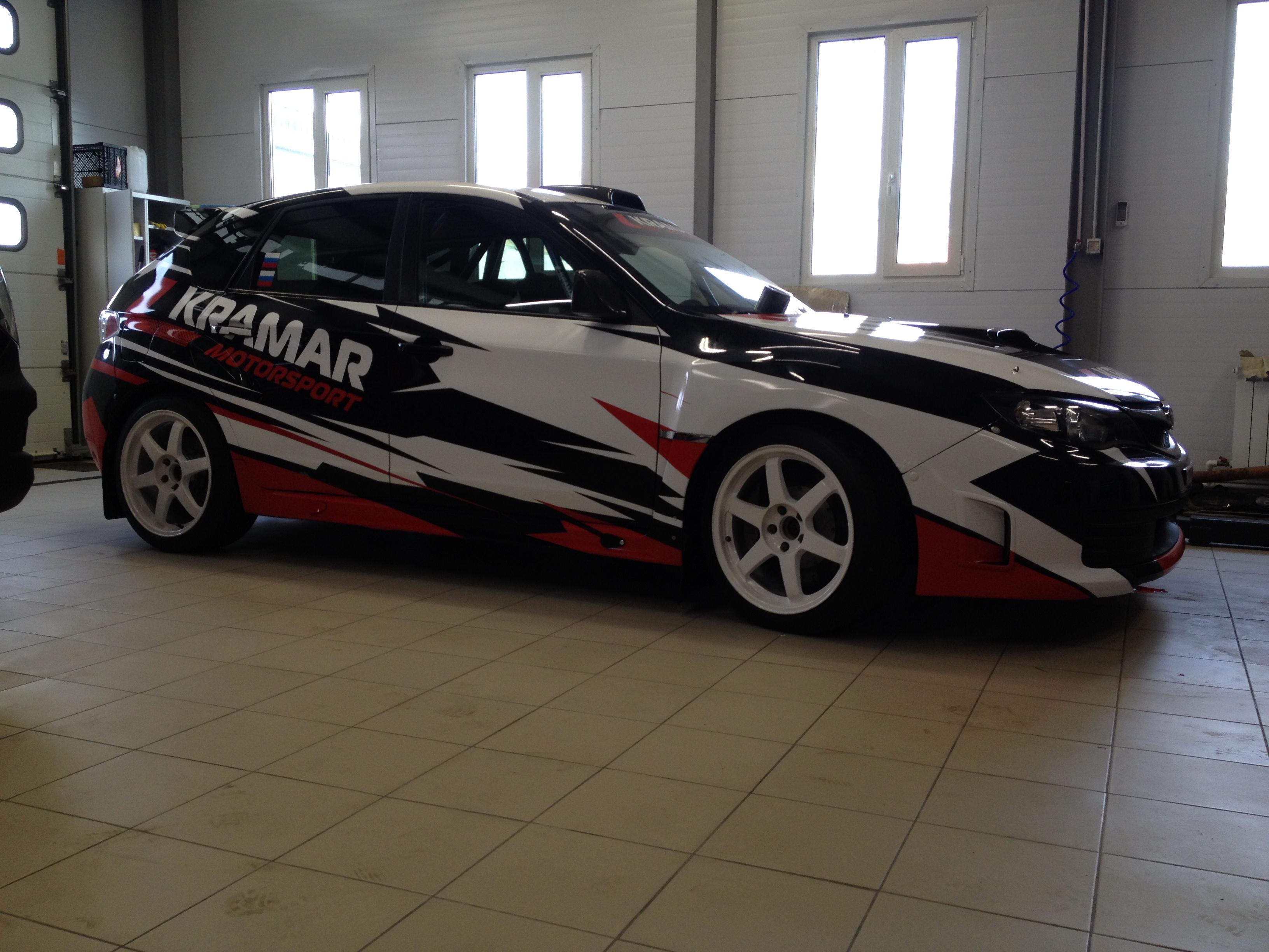 Subaru Impreza N14