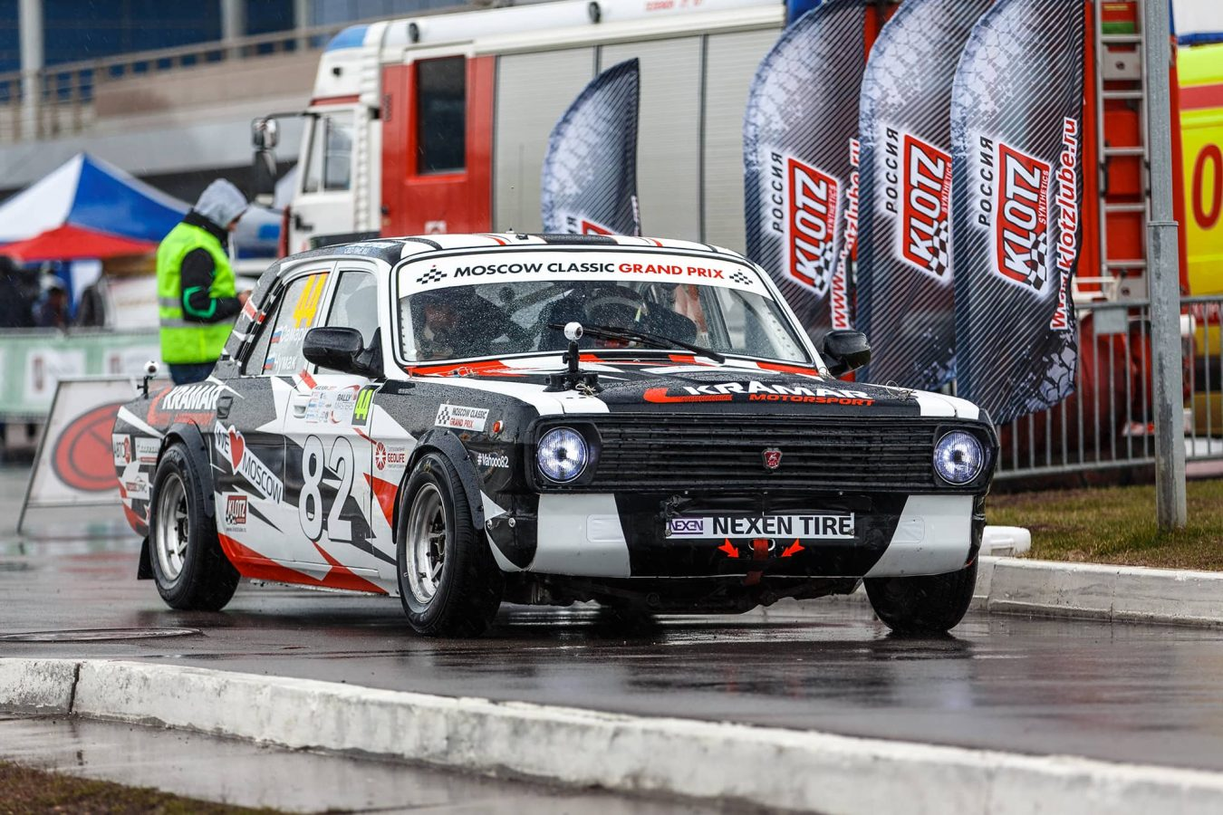 Газ 2410 Волга Rally Maters Show 2017