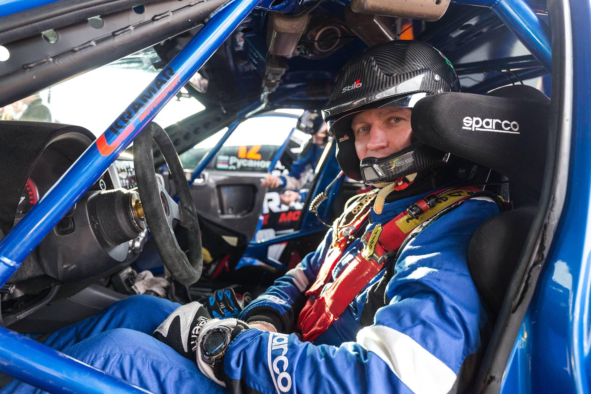 Александр Васильев Rally Masters Show 2017