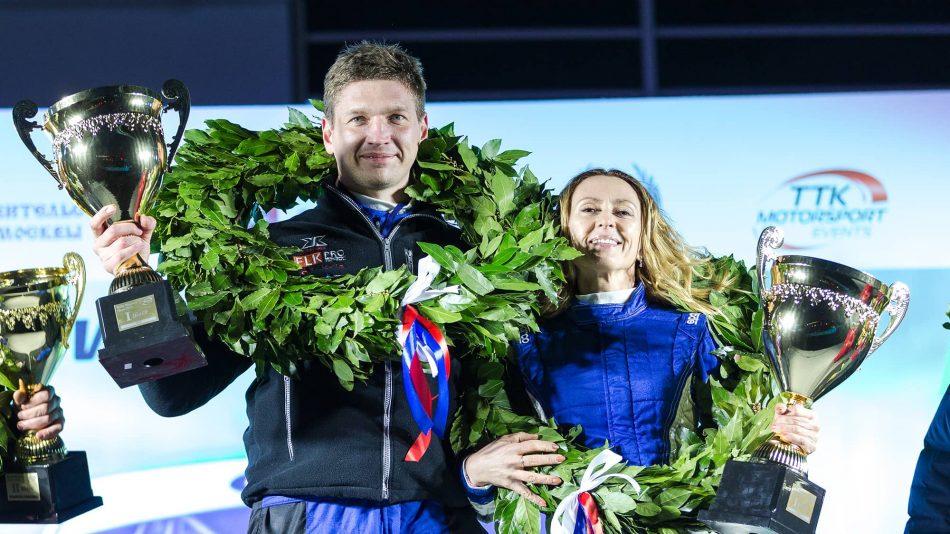 Победа на Rally Masters Show 2017