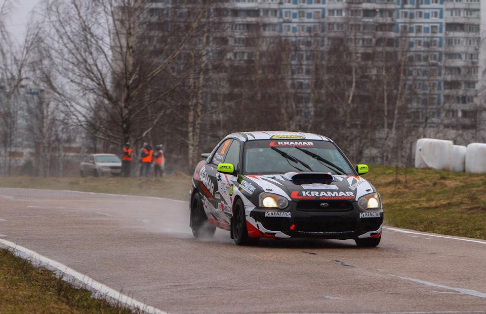 subaru rusanov kramar-motorsport rally masters show 2017