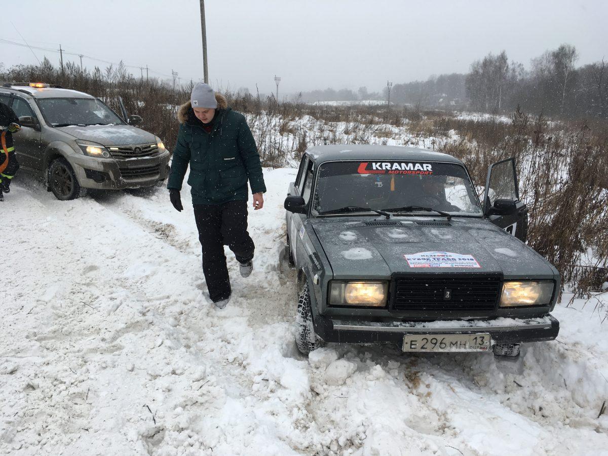 1-й этап Большое Внуково в рамках Кубка MaxPowerIce 2018