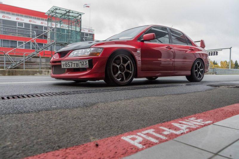 axPowerCars 2018 - 1 этап